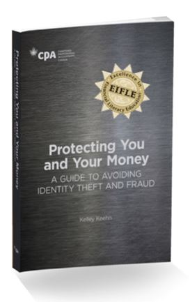 Protecting You and Your Money - a book by Kelley Keehn