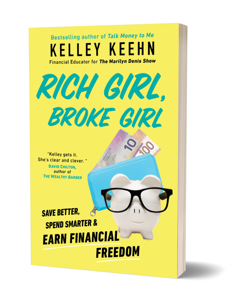Talk Money to Me - A book by Kelley Keehn